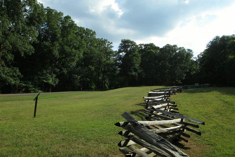 Fort Donelson - Feb. 15, 1862 - 2:30pm - Center of Confederate Line - Buckner's Defense