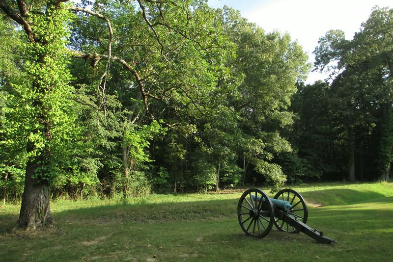 Union Right Flank - Feb. 15, 1862 - 4:00pm - McClernand Retakes his Lines