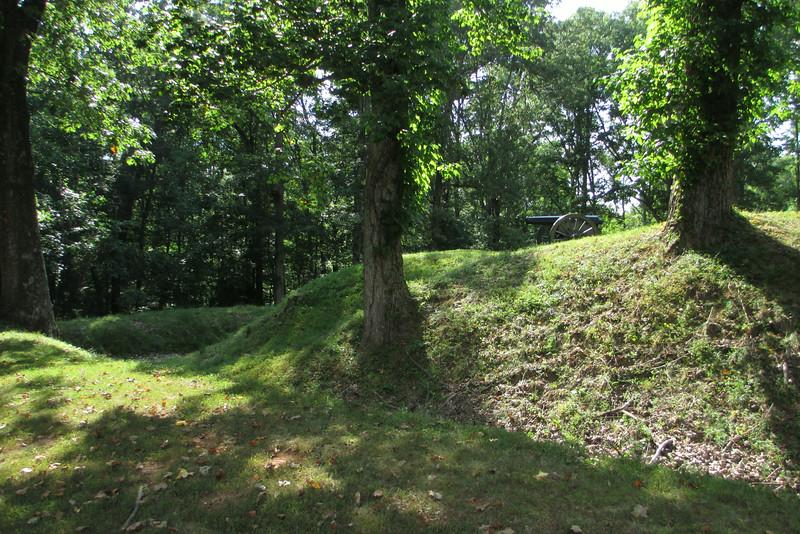 Fort Donelson Entrance