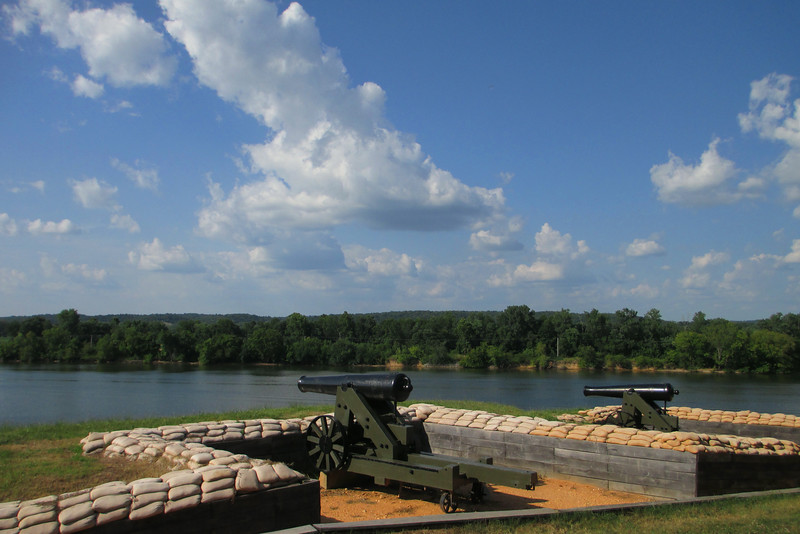 Fort Donelson - River Batteries
