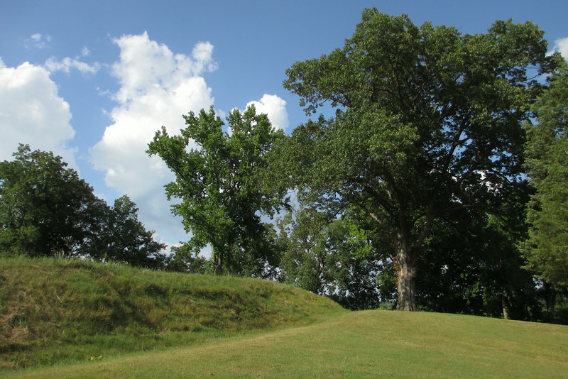 Fort Donelson - Eastern Walls