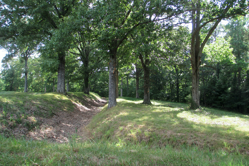 Fort Donelson East Wall