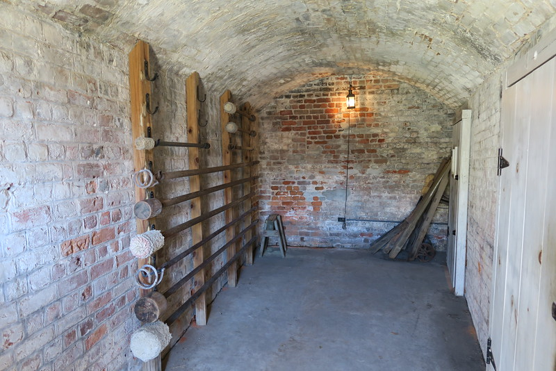 Artillery Store Rooms