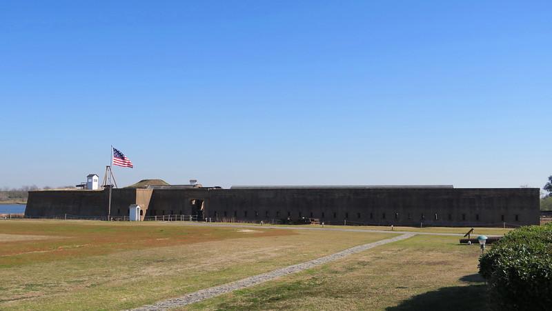 Fort James Jackson