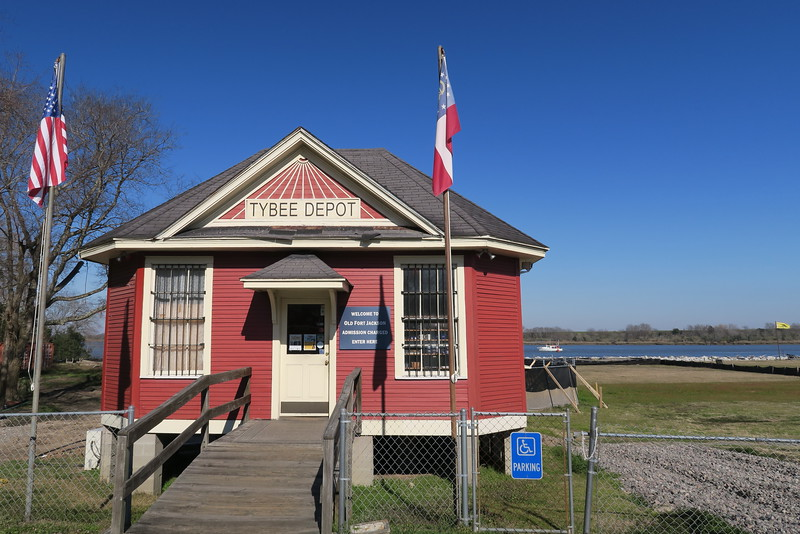 Tybee Depot Visitor Center