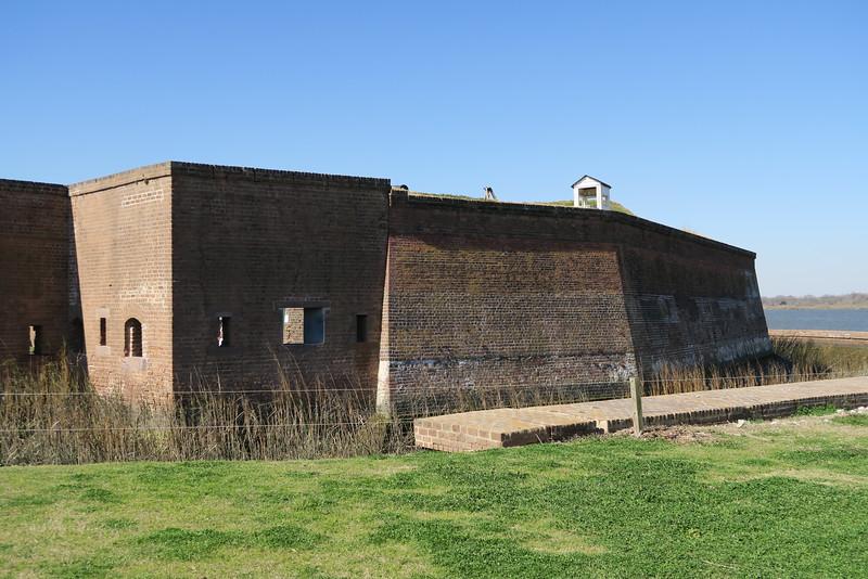 Water Battery & Eastern Demi-bastion