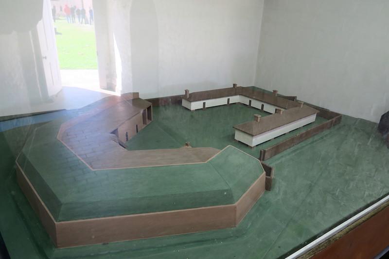 Fort James Jackson - ca. 1808
