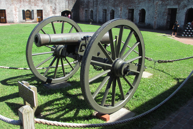 Model 1841 6-Pounder Field Cannon