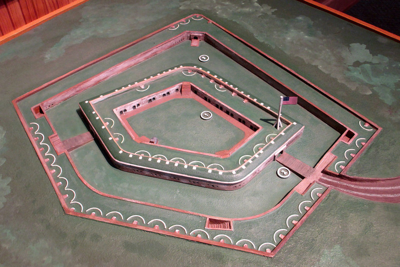 Fort Macon Model