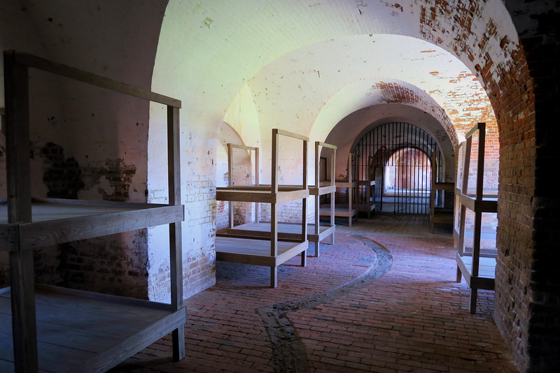 Pulaski as a Prison