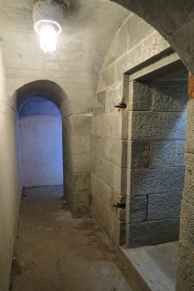 The Demilune - Passageway Interior