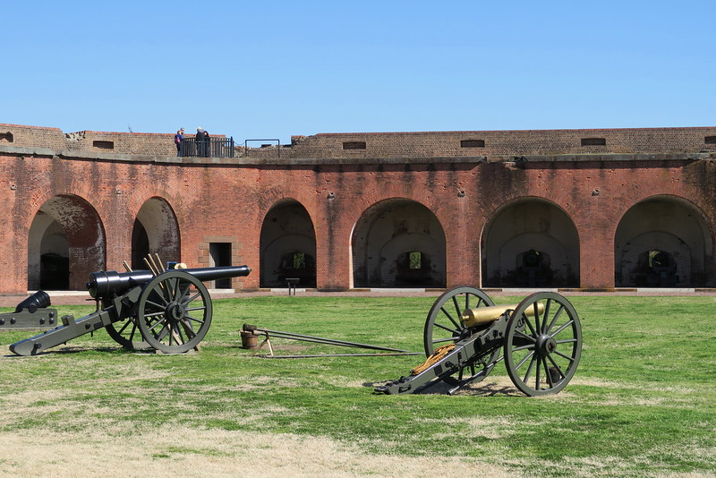 Parade Ground Cannon