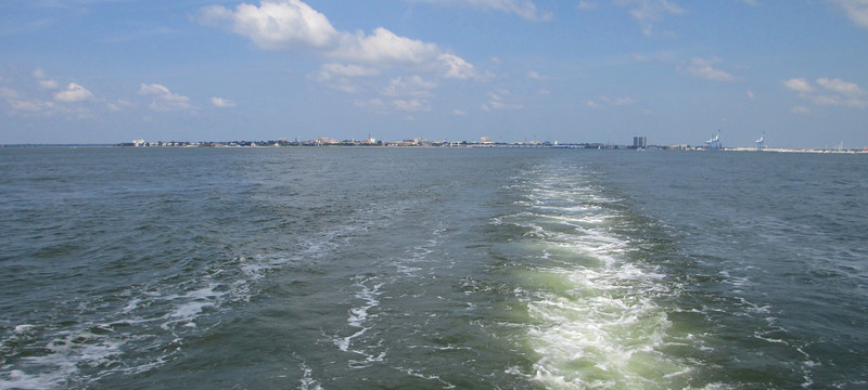 Fort Sumter Ferry