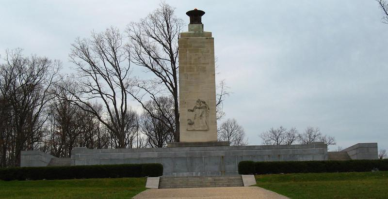 Gettysburg National Cemetery