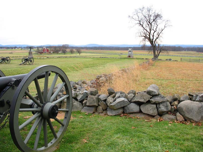 Gettysburg - Cemetery Ridge (ca. 2006)