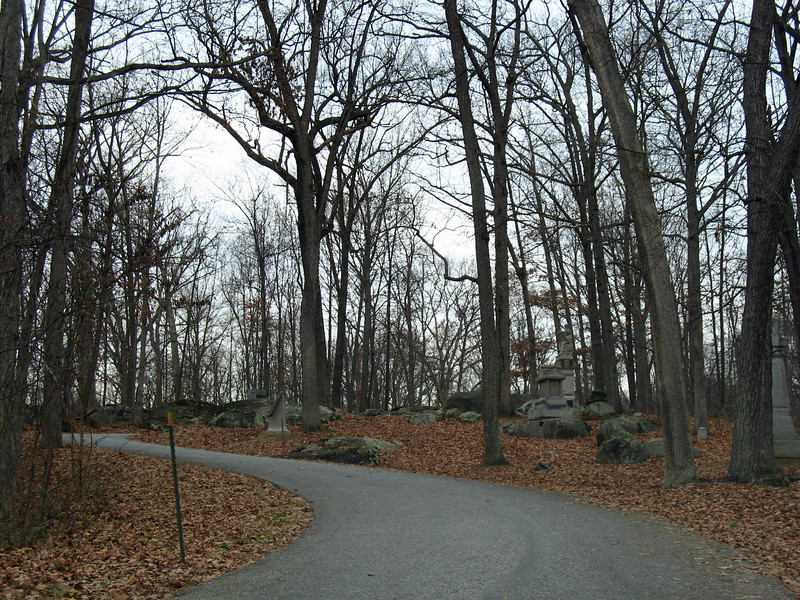 Gettysburg - Culp's Hill (ca. 2006)