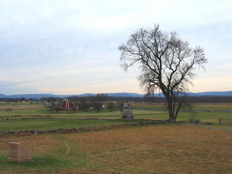 Day 3 - 3:30pm - Cemetery Ridge