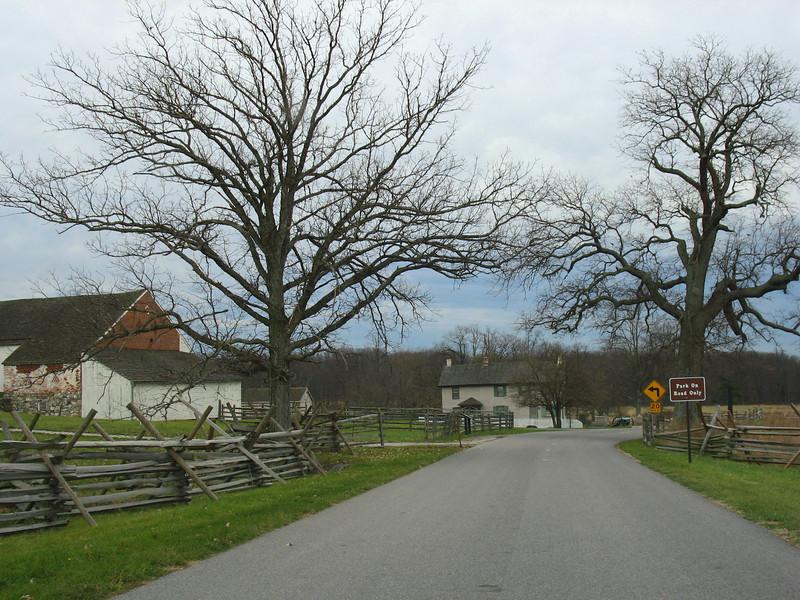 Gettysburg - Throstle Farm (ca. 2006)
