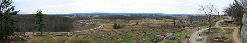 Gettysburg - Little Round Top (ca. 2006)