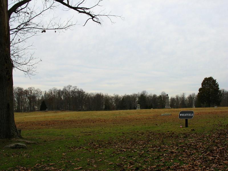 Gettysburg - The Wheatfield (ca. 2006)
