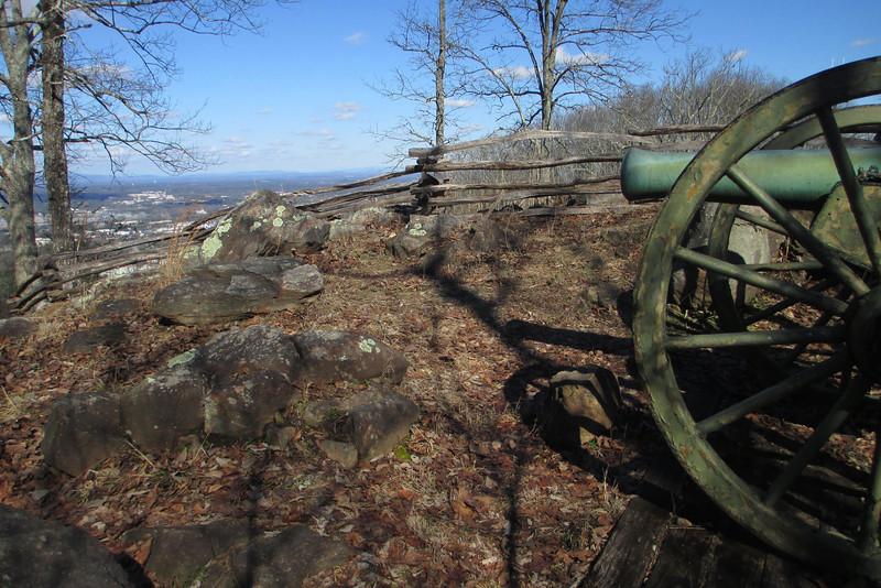 Kennesaw Mountain National Battlefield Park, GA (1-14-14)