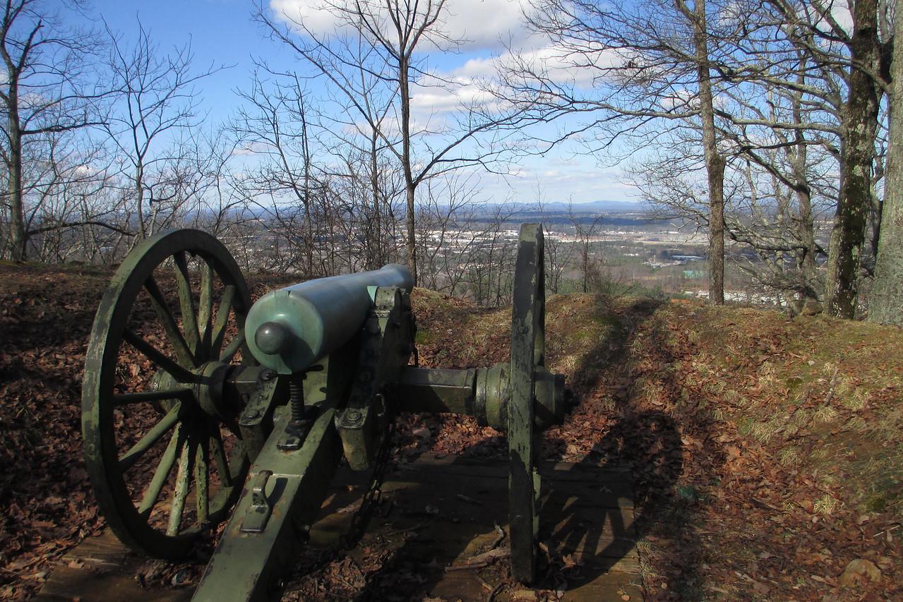 Artillery Duel - June 27, 1864 - 8:00am