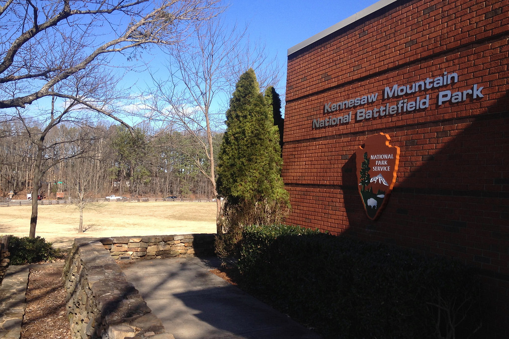 Welcome to Kennesaw Mountain National Battlefield Park...