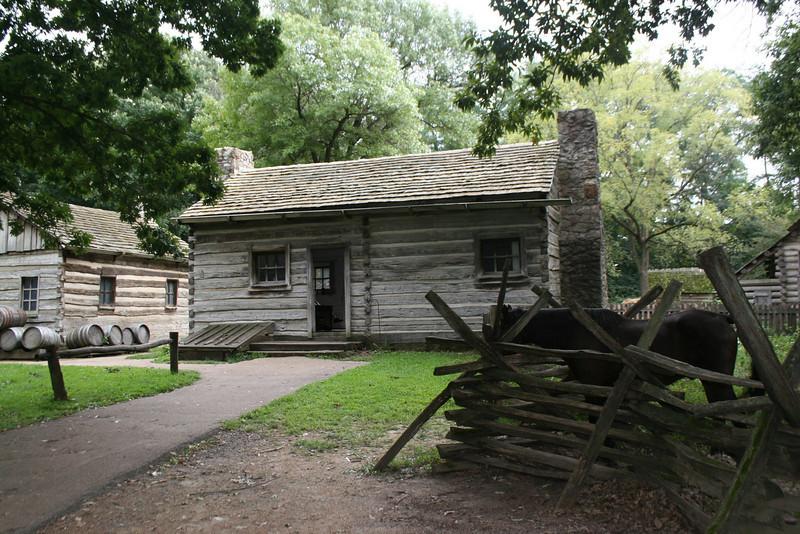 Henry Onstot Residence