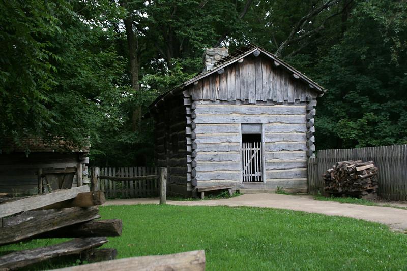 Isaac Burner Residence