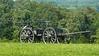 Union artillery caisson