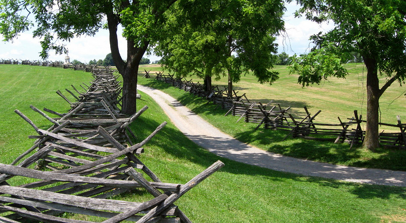 The Sunken Road (Bloody Lane) - (ca.2009)