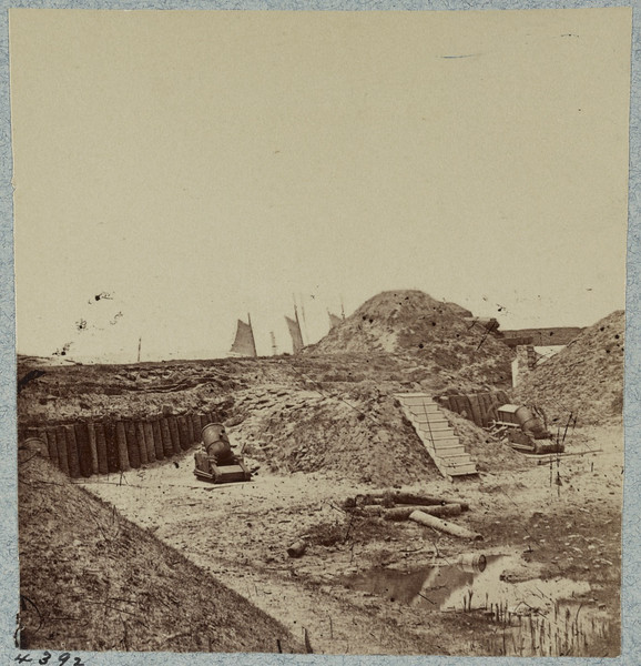 Fort Moultrie (ca. 1865)