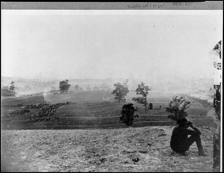 Battle of Antietam (Sharpsburg) (ca. Sept. 17, 1862)
