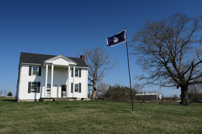 Headquarters, Army of the Mississippi, General Buckner Commanding