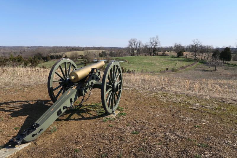 Defense of Parson's Ridge (USA) -- 14:45pm