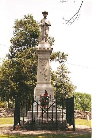 Perryville, KY battlefield visit 2001
