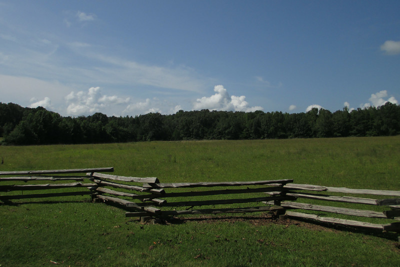 First Day - April 6, 1862 - 9:00am to 4:00pm - The Sunken Road