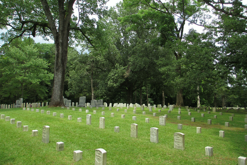 Shiloh National Cemetery (ca. 1866)