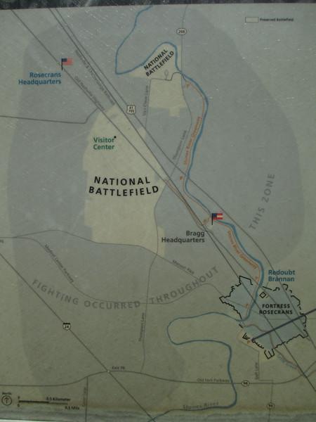 Fortress Rosecrans (ca. 1863-1866)