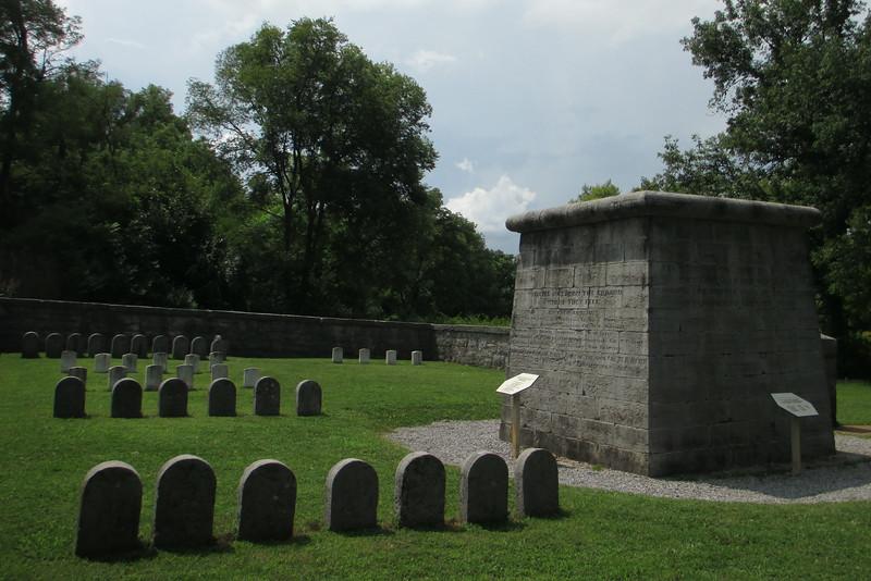 Hazen Brigade Monument