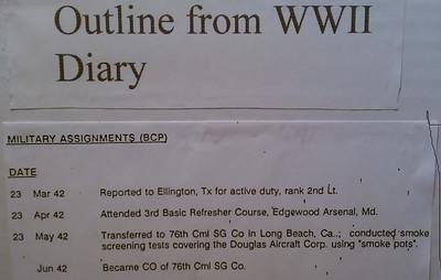 WWII TIMELINE PAGE 1
