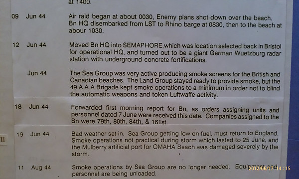 WWII TIMELINE PAGE 5