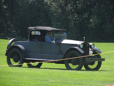 Race 2 - 1908 Stanley Steamer Model F