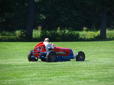 Race 5 - 1937 Offy Sprint Racer