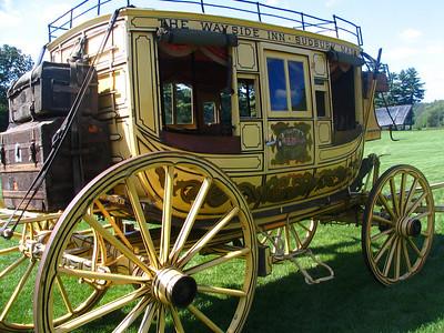 The Wayside Inn Stagecoach