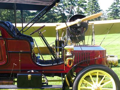 1906 Stanley Steamer Touring Car