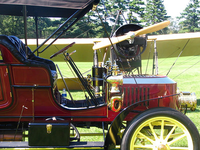 1906 Stanley Steamer Touring Car