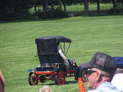 Race 1 - 1905 Franklin Type A Roadster