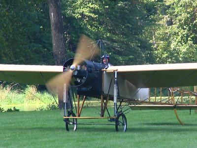 Race 4 - Bleriot Type XI Flying Machine