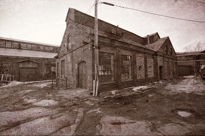 Collinsville Axe Factory_Vintage Prints